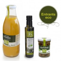 Lot entrant ecològic i saludable d'Hortus
