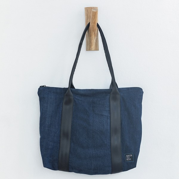 Bossa Radical Recycled blau denim