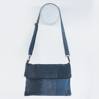 Bossa reciclada Flap Bag